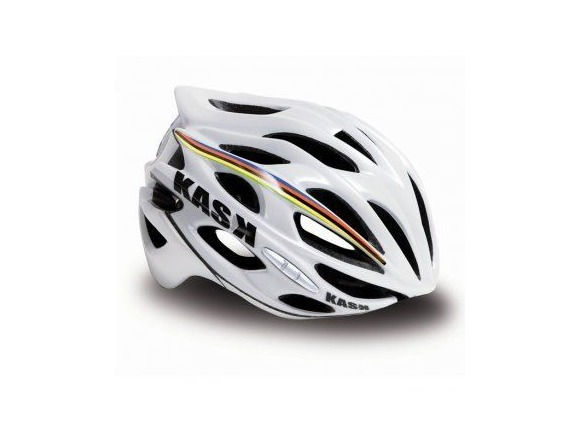 KASK HELMETS MOJITO WORLD CHAMPS WHITE click to zoom image