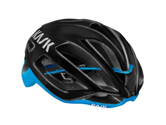 KASK HELMETS PROTONE BLACK/BLUE click to zoom image