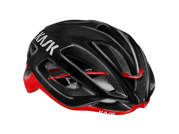 KASK HELMETS PROTONE BLACK/RED click to zoom image