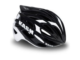 KASK HELMETS MOJITO BLACK AND WHITE
