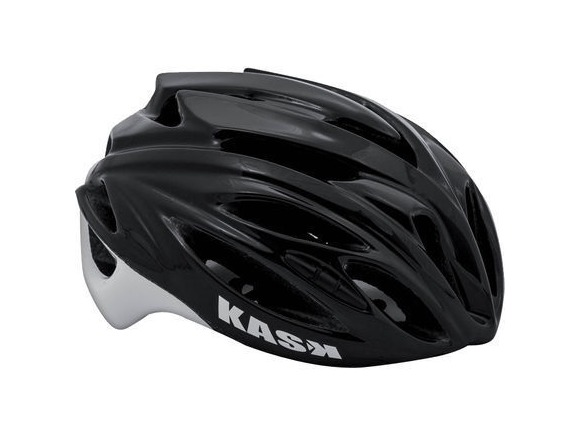 KASK HELMETS RAPIDO BLK/WHITE click to zoom image