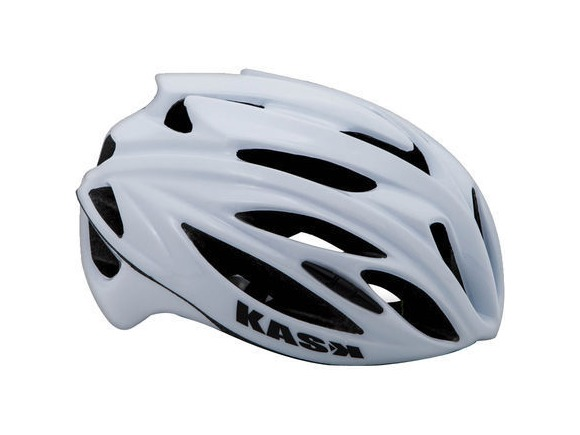 KASK HELMETS RAPIDO WHITE click to zoom image