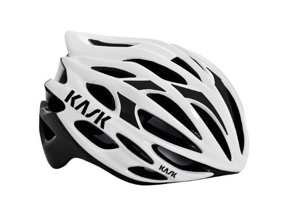 KASK HELMETS MOJITO WHITE/BLACK click to zoom image