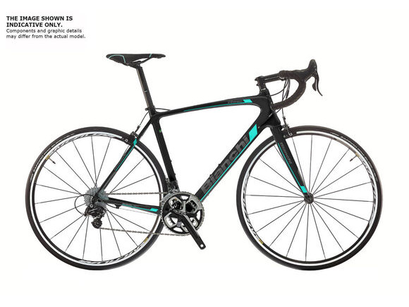 BIANCHI Intenso Ultegra click to zoom image