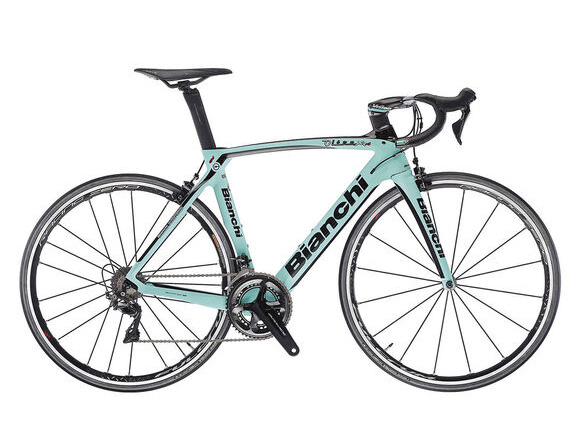 BIANCHI XR4 Full Dura-Ace metron bars 1D click to zoom image