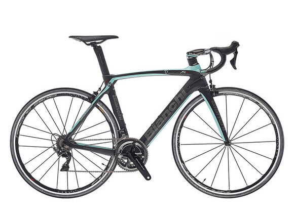 BIANCHI XR4 Full Dura-Ace metron bars BZ click to zoom image