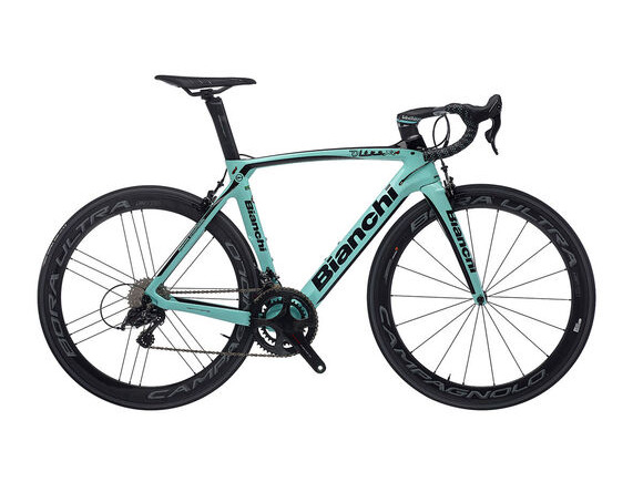 BIANCHI XR4 Super Record -Fulcrum Zero 1D click to zoom image