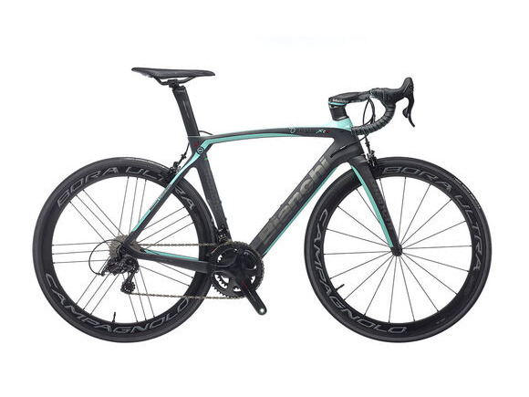 BIANCHI XR4 Super Record -Fulcrum Zero BZ click to zoom image