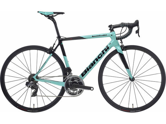 BIANCHI Specialissima CV - Red eTap AXS click to zoom image