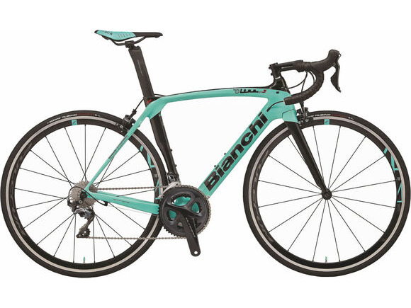 BIANCHI Oltre XR3 CV - Ultegra Di2 click to zoom image