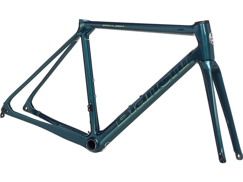 BIANCHI Specialissima Disc - Frame Kit click to zoom image