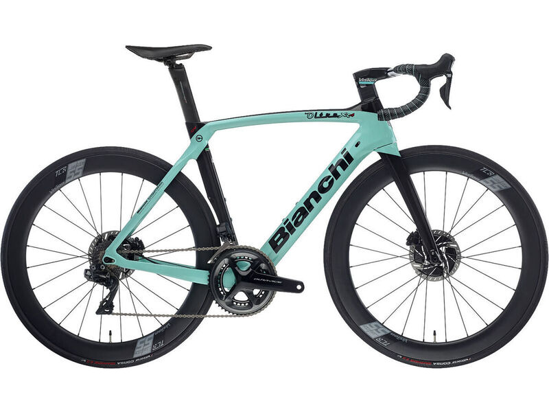 BIANCHI Oltre XR4 Disc - Dura Ace Di2 click to zoom image