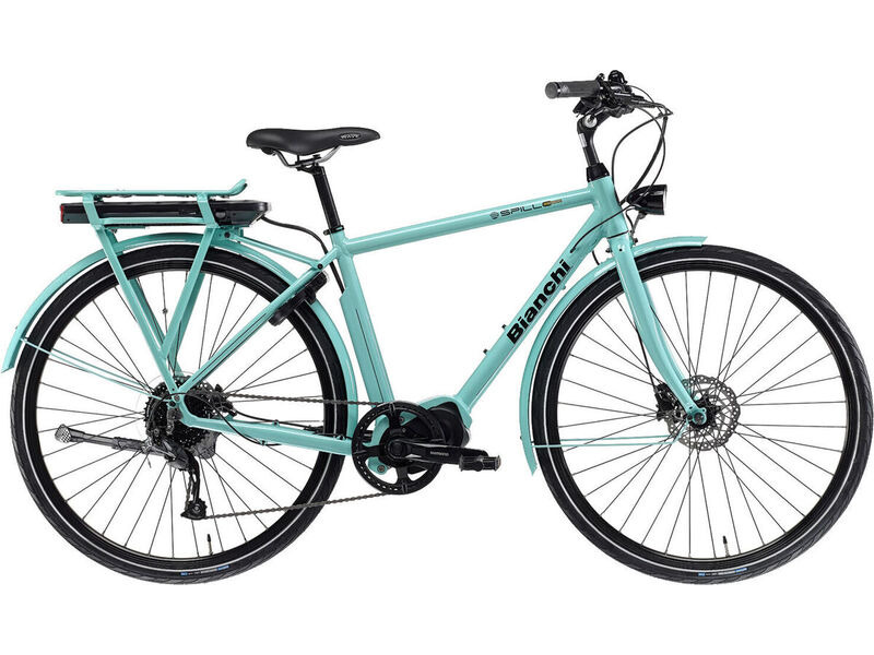 BIANCHI e-Spillo Luxury Gent - Altus click to zoom image