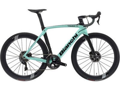 BIANCHI Oltre XR4 Disc - Dura Ace