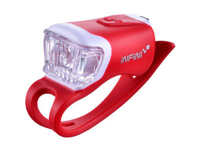 Infini Orca USB front light, red