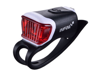 Infini Orca USB rear light, black