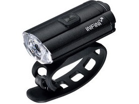 Infini Tron 100 USB front light, black