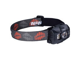Infini Hawk 100 7 modes, 3 watt white + red leds