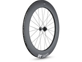 DT Swiss ARC 1100 DICUT disc, carbon clincher 80 x 17mm rim, front