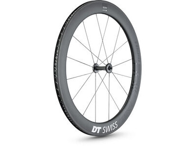 DT Swiss ARC 1100 DICUT wheel, carbon clincher 62 x 17mm rim, front