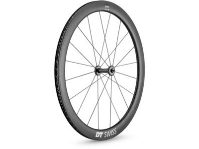 DT Swiss ARC 1400 DICUT wheel, carbon clincher 48 x 17 mm rim, front