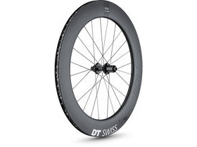 DT Swiss ARC 1100 DICUT disc, carbon clincher 80 x 17mm rim, rear