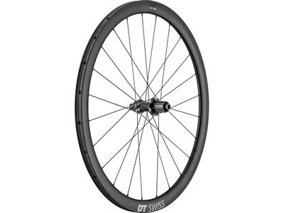 DT Swiss CRC 1100 SPLINE disc, carbon tubular 38 x 26mm, rear