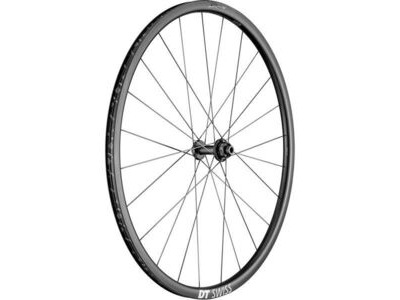 DT Swiss PRC 1100 DICUT Mon Chasseral 24 mm Clincher Disc Brake 100 x 12 Front Wheel