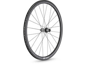 DT Swiss PRC 1100 DICUT Mon Chasseral wheel, carbon clincher 35 x 18 mm rim, rear