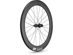 DT Swiss PRC 1400 SPLINE disc, carbon clincher 65 x 18mm rim, rear