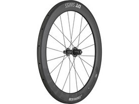 DT Swiss RRC65 DICUT, full carbon tubular 65mm, SINC bearings, rear