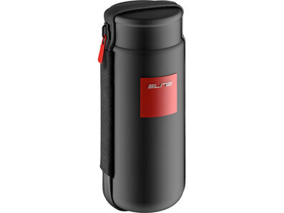 Elite Takuin storage case, black with red logos