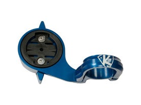 K-Edge TT computer mount for Garmin Edge - blue