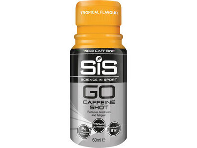 Science In Sport GO Caffeine Shot - tropical - 60ml