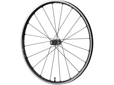 SHIMANO RS500-TL Tubeless compatible clincher, 9/10/11-speed, rear 130mm Q/R, grey
