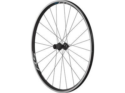 SHIMANO WH-RS100 clincher wheel, 9/10/11-speed, 130 mm Q/R axle, rear, black