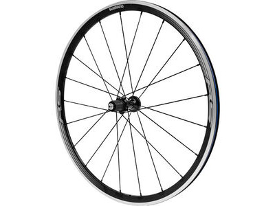 SHIMANO WH-RS330 wheel, clincher 30mm, 11-speed, black, rear