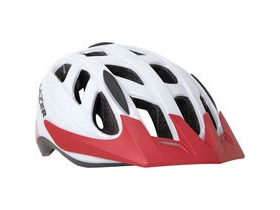 Lazer Cyclone white/red