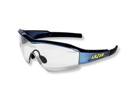 Lazer Solid State 1 SS1 Chrome frame crystal photochromic lens