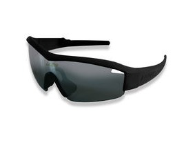 Lazer Solid State 1 SS1 Matt Black frame grey + silver lens triple pack