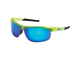 Lazer Argon 2 AR2 Matt Flash Yellow frame grey + sky blue lens triple pack