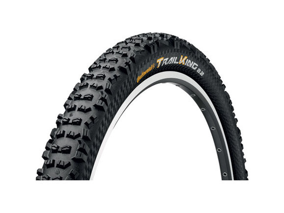 "Continental Trail King 27.5 x 2.4"" PureGrip Folding click to zoom image"