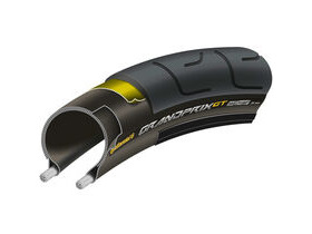 Continental Grand Prix GT 700 x 25C Black Chili Folding