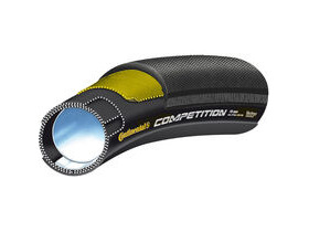 "Continental Competition Vectran 28"" x 19mm Black Chili Tubular"