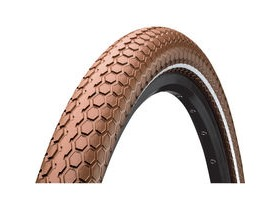 "Continental RIDE Cruiser 26 x 2.0"" Brown Reflex"
