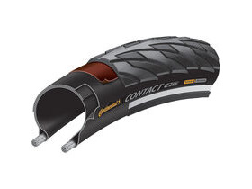 "Continental Contact 26 x 1.75"" Black Tyre"
