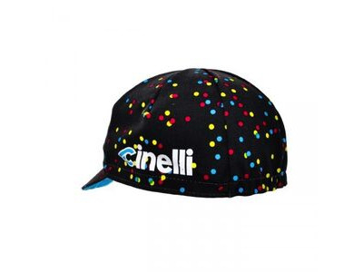 Cinelli Caleido Spots Cap click to zoom image