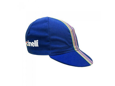Cinelli Ciao Blue Cap