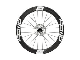 FFWD F6D 60mm Full Carbon Clincher DT240 Disc Pair
