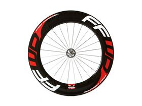 FFWD F9T 90mm Track Tubular Front Red